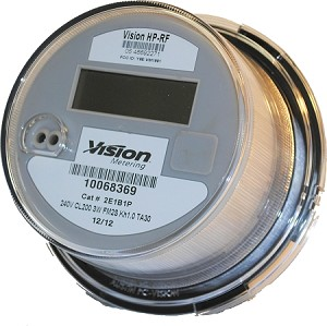 Vision Meter Form 2S, 240v, Class 200